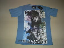 Mens Henleys Blue T-shirt BUY NOW CLOSING SHOP after MARCH