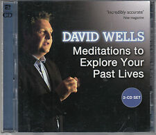 David Wells Meditations To Explore Your Past Lives 2CD Audio Book Visualisation