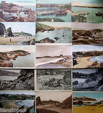 Postcards - CORNWALL -  NEWQUAY (B) - Vintage - Fistral - Towan - Tolcarne