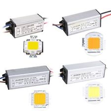 High Power 100/50/20/30W Waterproof LED Driver Supply or LED SMD Chip Bulb Lot D