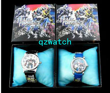 New 5/10/20/30 Pcs Transformer Cartoon Children Watches W/Gift boxes Wholesale
