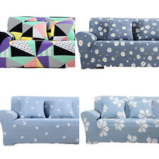 2017 Removable 1 2 3 4 Seater Diving Room Floral Sofa Slipcovers Plain Decor G