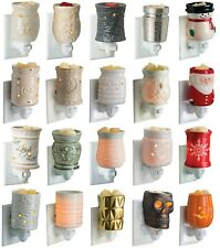 Pluggable CANDLE WARMERS Use With Scentsy Yankee Woodwick Scented Wax Melt/Tart