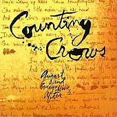 Counting Crows: August & Everything After by Counting Crows (CD, 1993, Geffen)