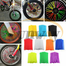 Spoke wraps cover skin for CR YZ RM KX CRF YZF KXF RMZ KTM motorcycle mx wheel