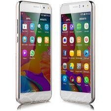 "Cheap 5.0"" Touch Android CellPhone Dual Core Dual SIM Smart Mobile Unlocked WIFI"