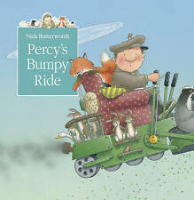 Percy the Park Keeper Story Book: PERCY'S BUMPY RIDE, Tales From Percy's Park
