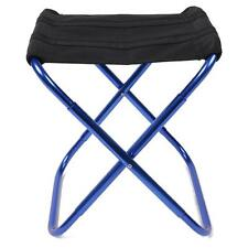 Outdoor Folding Fold Aluminum Chair Stool Seat Fishing Camping with Carry Bag