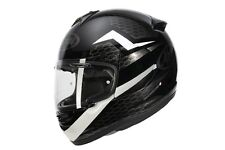 NEW ARAI AXCES III AXCES 3 KEEN WHITE   MOTORCYLE SAFETY HELMET