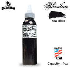 Original Tattoo Ink Tribal Black Color Top Quality Made in USA Bloodline