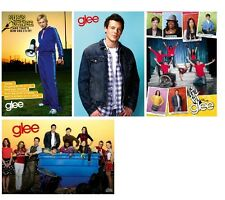 GLEE POSTERS - FINN HUDSON SUE CAST CHARACTERS Cory Monteith Montage 61x91.5cm