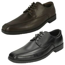 Mens Malvern Flat Formal Lace Up Shoes A2103
