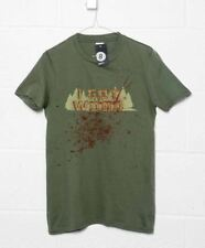 Inspired By Shaun Of The Dead T Shirt - Bloody I Got Wood - 8Ball T Shirts