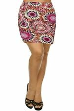 Plus Size Pencil Skirts for Women Stretchy High Waisted Mini Skirt, Assorted Pri