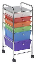 Mobile Organizer, Assorted Colors, Kids Room, Crafts, Files, Art Supplies