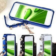 New Aluminum Metal Hard Frame Cleave Case Cover For Apple iPhone 5 5S OK02