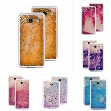 For Apple iPhone 7 Cute Liquid Glitter Shiny Water Design Hard Case Cover