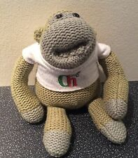 PG Tips Chimp Monkey Knitted Beanie Soft Toy Collectable 5""