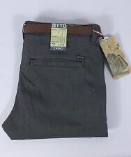 Tom Tailor Denim chinos yarn dyed Chinos with belt NEW NOS 6404569.09.12 belt