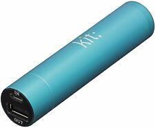 NEW KIT UNIVERSAL PORTABLE 2000MAH POWER BANK USB BATTERY CHARGER FOR SMARTPHONE