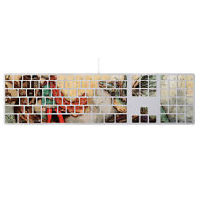 Skin Decal Wrap for Apple Keyboard with Numeric Keypad sticker Tale Of A Dragon