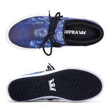 NWOB MENS SUPRA SUPRA S92518 BLUE LEVITAS Skate/Casual Shoes SOLD OUT Size 8 9