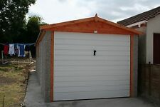 """CONCRETE GARAGES  PRICES INCLUDES INSTALLATION in PE Postcodes -16""""3 BY 8""""5"""