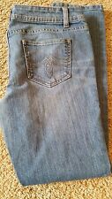 Women's SO Brand Stretch Straight Skinny Flare Jeans Size 3 5 7 13 15