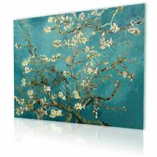CANVAS (Rolled) Almond Blossom Vincent Van Gogh Wall Decor Oil Paints Paintings
