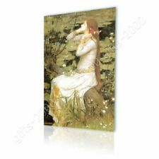 CANVAS (Rolled) Ophelia Waterhouse Wall Decor Artwork Wall Art Pictures