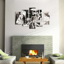 Alonline Art - POSTER Or STICKER Decals Vinyl Guernica Pablo Picasso 5 Panels
