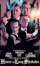 House Of The Long Shadows - Vincent Price, Peter Cushing, Christopher Lee