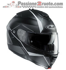 helmet Hjc IS-MAX 2 Mine black flip up modular helm helmet