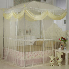 Chiffon mosquito net Bed nets with tube bed curtain tulle netting bed canopy NEW
