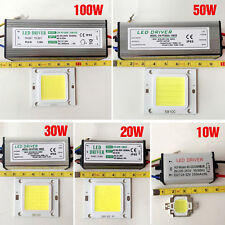 10W-30W 50W 100W LED SMD Chip Bulb Bead LED Driver Transformer High Power Supply