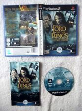 41151 The Lord Of The Rings The Two Towers - Sony Playstation 2 (2002) SLES 5125