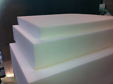 REFLEX FOAM-Cushions Seat Pads Depth Replacement Dining Chair Cut To Size