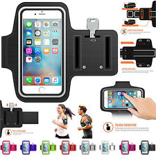 Gym Running Jogging Arm Band Sports Armband Case Holder Strap For Apple iPHONES