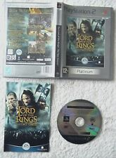 26769 The Lord Of The Rings The Two Towers - Sony Playstation 2 (2002) SLES 5125