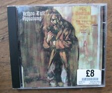 JETHRO TULL - Aqualung (1998) 25th Anniversary Edition Remastered - VG used CD