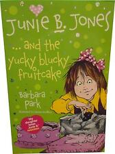 USED Doublecluck - Junie Jones And The Yucky Blucky Fruitcake Book - A5 (Y.M)