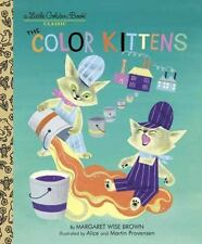 Little Golden Book: The Color Kittens 2003
