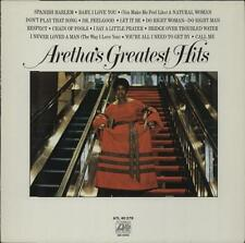 Aretha's Greatest Hits Aretha Franklin vinyl LP album record German ATL40279