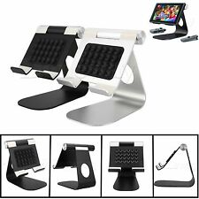 Aluminum Multi-Angle Holder Play Stand Dock Base For Nintendo Switch NS Console