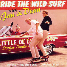 Ride the Surf with Jan and Dean by Jan & Dean (CD, Jun-2004, Pulse)