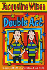 Jacqueline Wilson Story Book: DOUBLE ACT - NEW