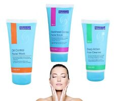 Beauty Formulas-Clear Skin- Pore Cleaner,Face Wash,Facial Scrub -Variations