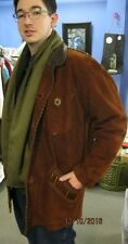 RUSTY DORR MEN'S DEERSKIN COAT