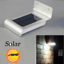 16LED Solar Power Motion Sensor Garden Security Lamp Outdoor Waterproof Light GL