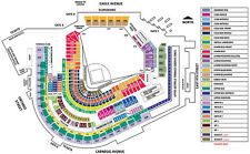 2 tickets Orioles vs Indians FRIDAY 9/8 Sec 456 Row A - Front Row